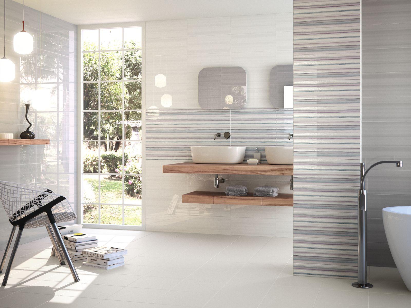 Ape ceramica breeze - Carrelage chocolat salle de bain ...