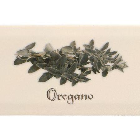 Decor Oregano Crema 10x20