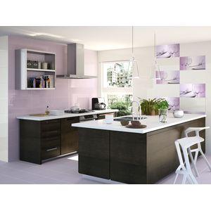 Armonia Blanco 31x60, Armonia Malva 31x60, Decor Cutlery Malva/lavanda I 31x60