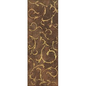 Decor Deja Vu Brown 25x70