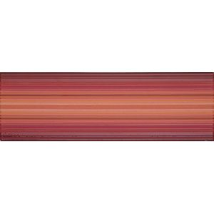 Decor Ligne Rojo 20x60