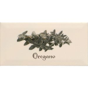 Decor Oregano Crema 10x20
