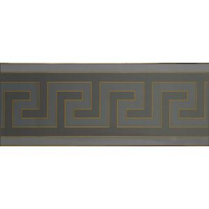 Decor Parthenon Gold Graphite 20x50