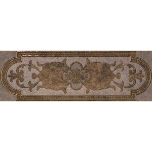 Decor Umma Gold Marron 20x60